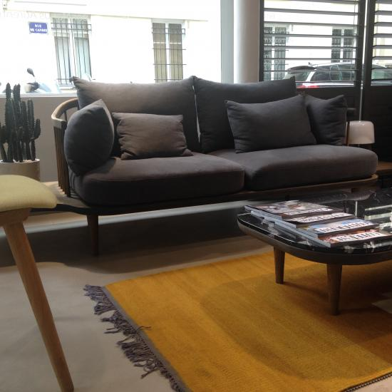 Showroom beton cire Paris