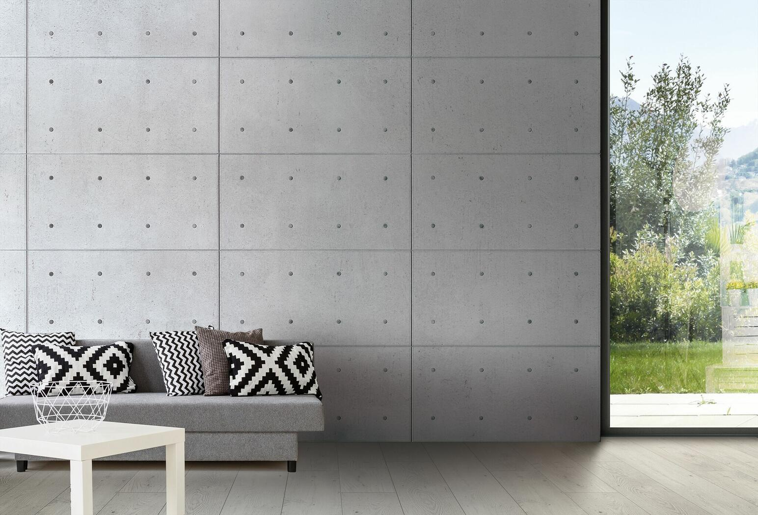 Showroom Beton Cire Paris concreo concrete panels | marius aurenti